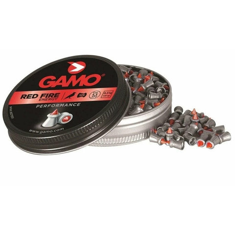 GAMO .22 REDFIRE AIR RIFLE PELLETS 100PK