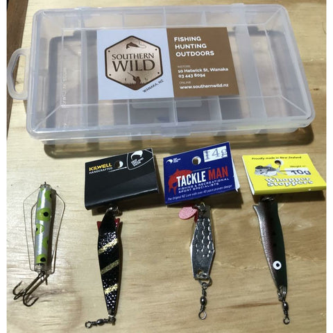 WANAKA AREA LURE VARIETY PACK