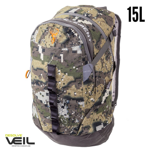 HUNTERS ELEMENT PACK VERTICAL 15L