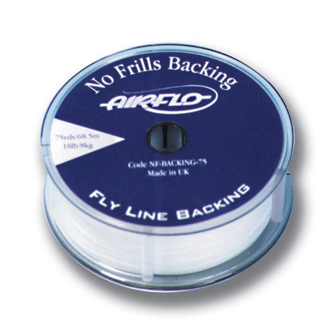 BRAID BACKING 100YD 18LB