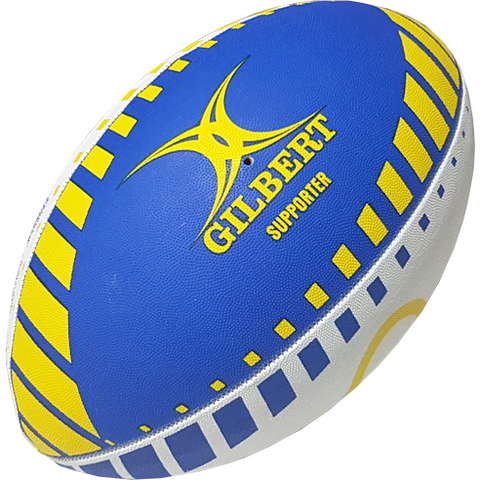 GILBERT RUGBY BALL OTAGO SUPPORTER SIZE 5