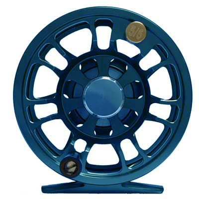 FLYLAB GLIDE 9/10 FLY REEL - BLUE