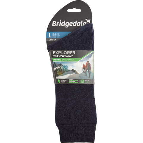 BRIDGEDALE EXPLORER HEAVYWEIGHT MENS