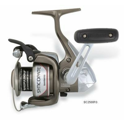 SHIMANO SYNCOPATE SC2500FG REEL - Southern Wild