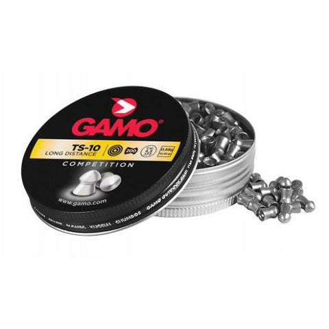 GAMO .177 TS-10 AIR RIFLE PELLETS 200PK