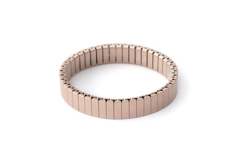 Rilee & Lo Rose Gold Stacking Bracelet for the Apple® Watch - Satin
