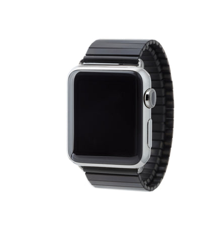 Rilee & Lo Black Watchband for the 42mm/44mm Apple® Watch