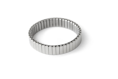 Rilee & Lo Silver Stacking Bracelet for the Apple® Watch - Shiny