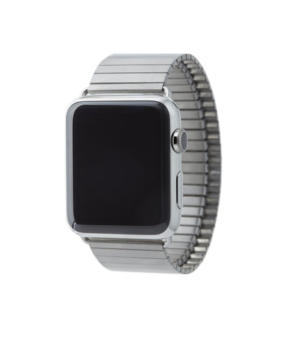 Rilee & Lo Silver Watchband for the 42mm Apple® Watch
