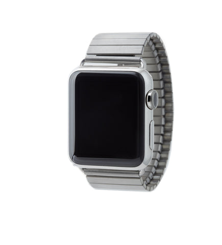Rilee & Lo Silver Watchband for the 38mm Apple® Watch