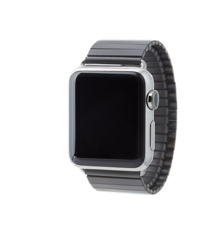 Rilee & Lo Gunmetal Watchband for the 38mm Apple® Watch