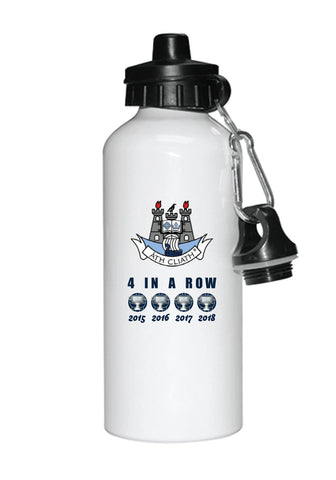 "Dublin GAA ""Four In a Row"" Water bottle (version 2)"