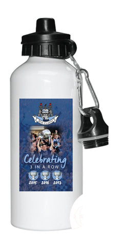 "Dublin GAA ""Four In a Row"" Water bottle (version 1)"
