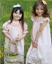 Girls Summer dress short sleeves--Carousel Wear - 1