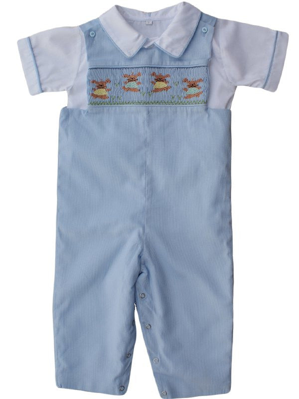 d2788c2c05ae With purchase order of $100 or more.Boys Outfits for Easter with smocked