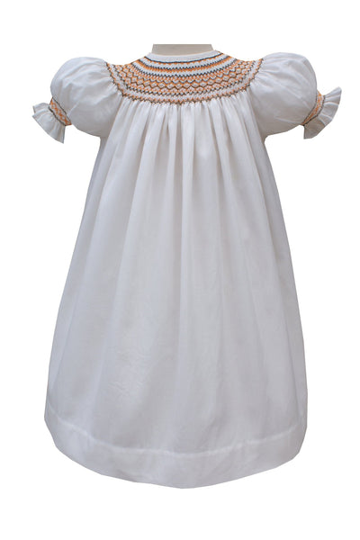 Autumn Girl Bishop Fall Dress 2T--Carousel Wear