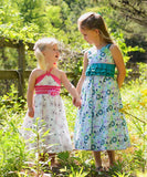 Beautiful Girls Summer Party Dress with Ruffles Anny--Carousel Wear - 4