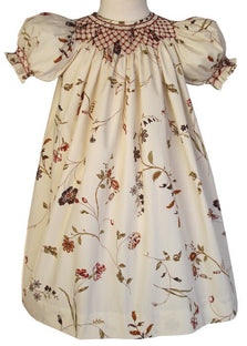 Jill is a Beautiful Fall and Thanksgiving Girls Dress--Carousel Wear - 1