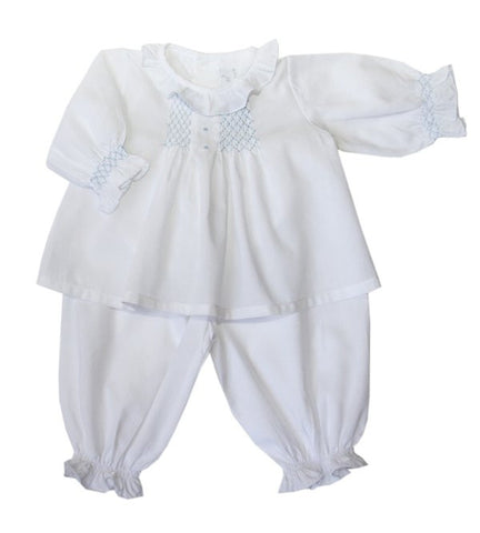 Baby boy Noah bring me home long outfit--Carousel Wear