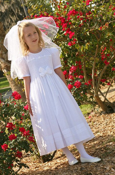 Girls First Holy Communion Dress Gracen--Carousel Wear - 1
