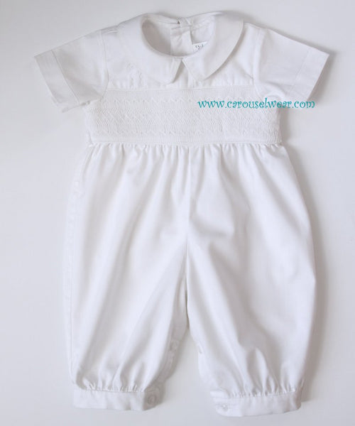 Baby boy Anthony Christening Outfit and Special Occasions 24m--Carousel Wear - 1