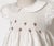 Baby Girls Silk Special Occasion Ivory Alexa Dress--Carousel Wear - 2
