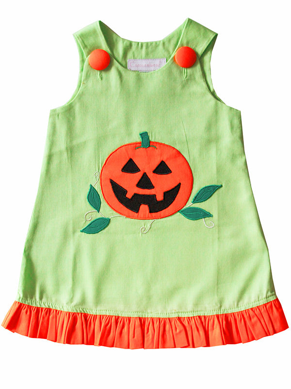 Baby Girls First Halloween Dress