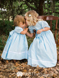 Beautiful Girls Heirloom smocked dresses and clothing