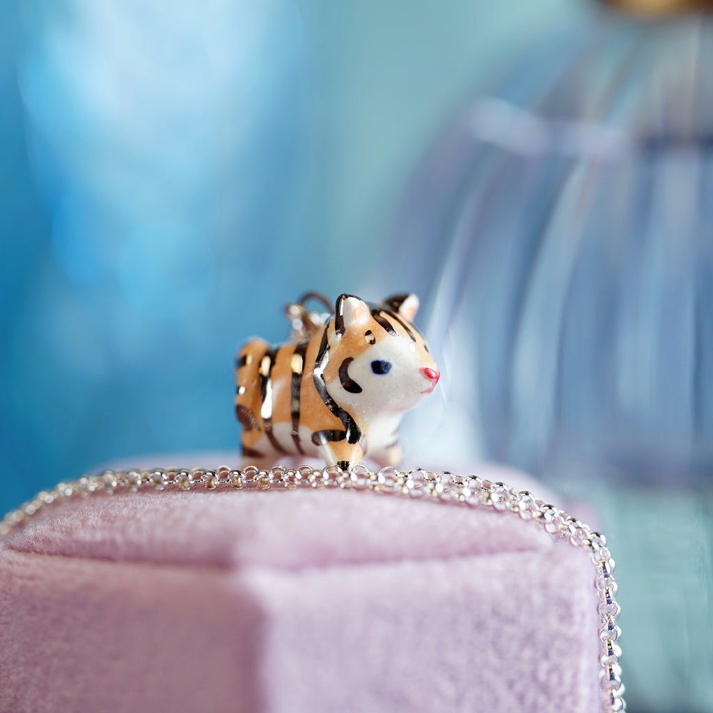 Little Tiger Necklace