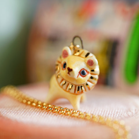 Little Lion Necklace