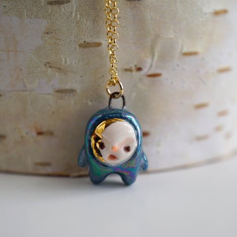 Baby Sandman Necklace