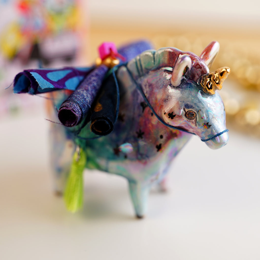 Nomad Unicorn Figurine