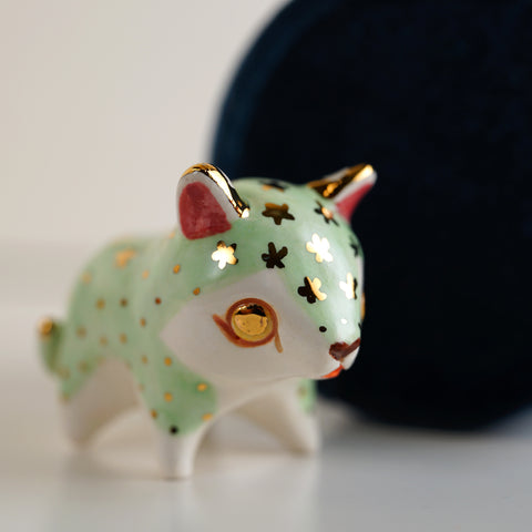 Star Cat Figurine