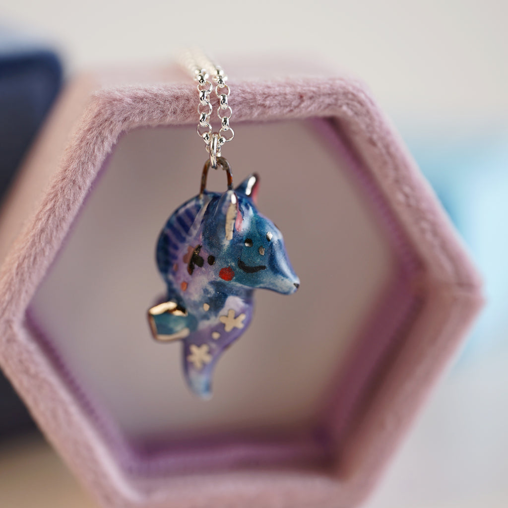 Seapony Necklace