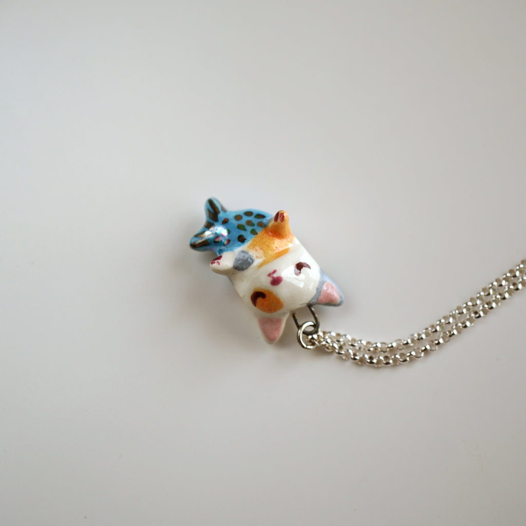 Purrmaid Necklace