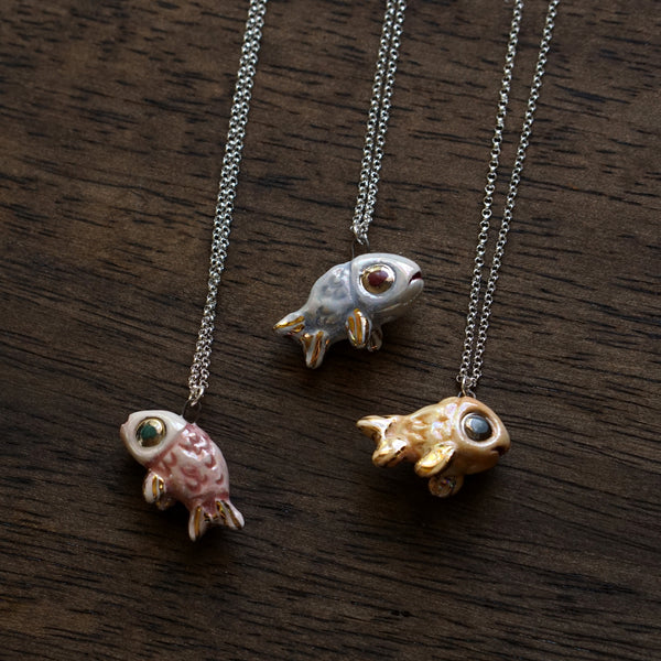 Little Fish Necklace