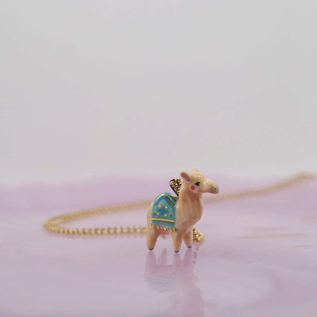 Little Camel Necklace