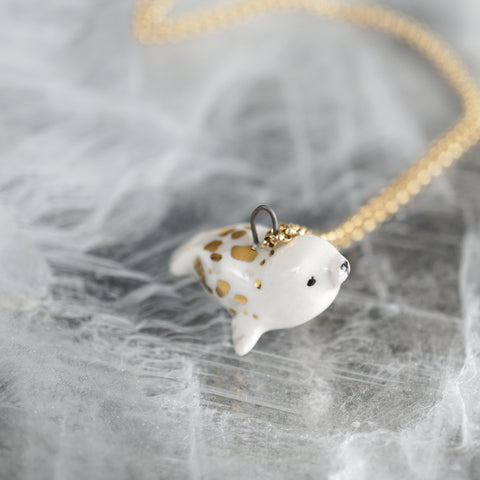 Seal Necklace