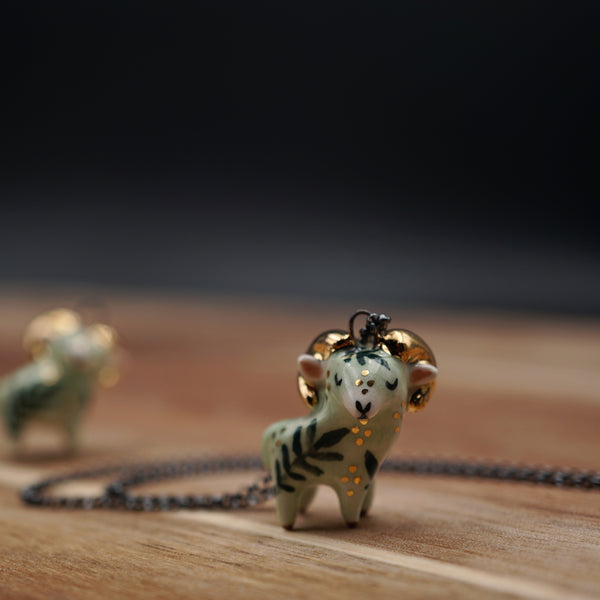 Little Bighorn Necklace