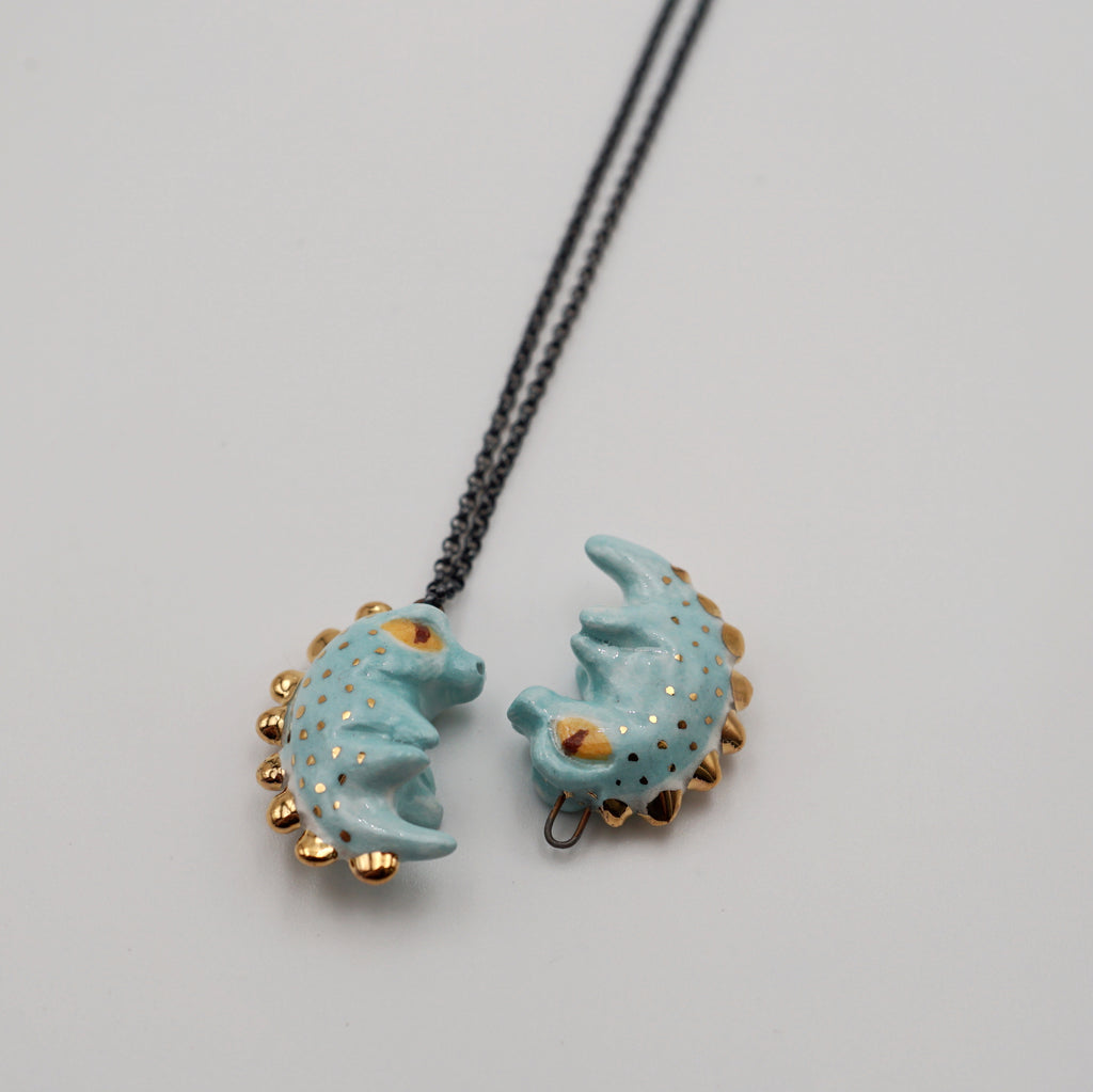 Baby Dragon Necklace