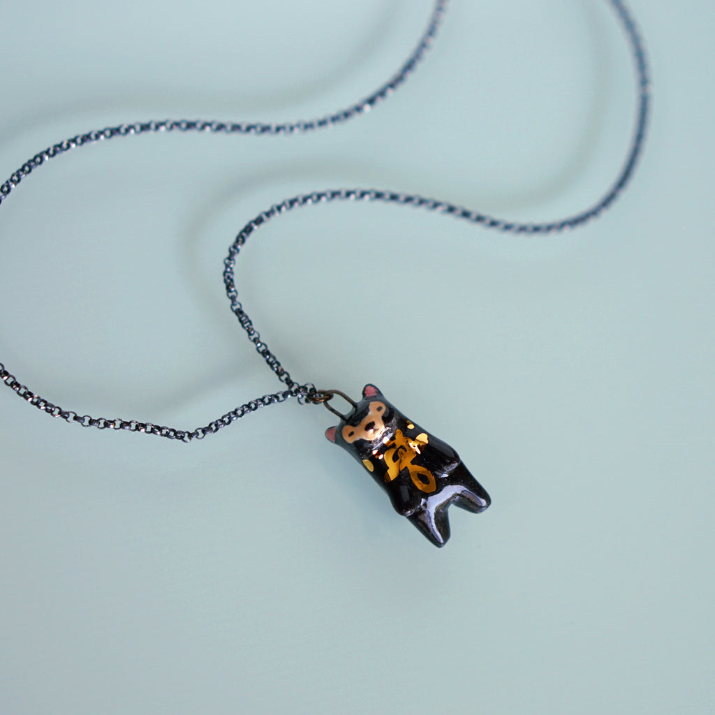 Sun Bear Necklace