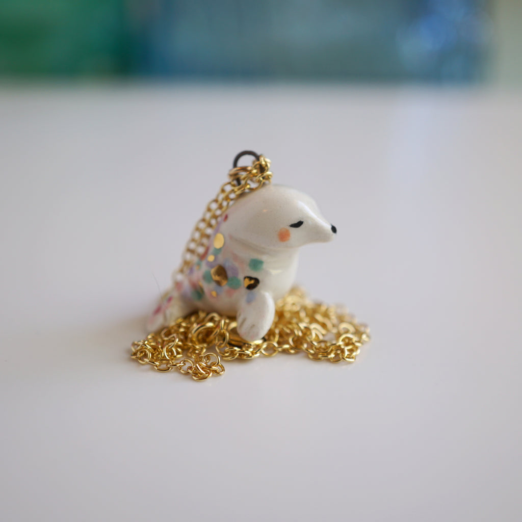 Sea Lion Necklace