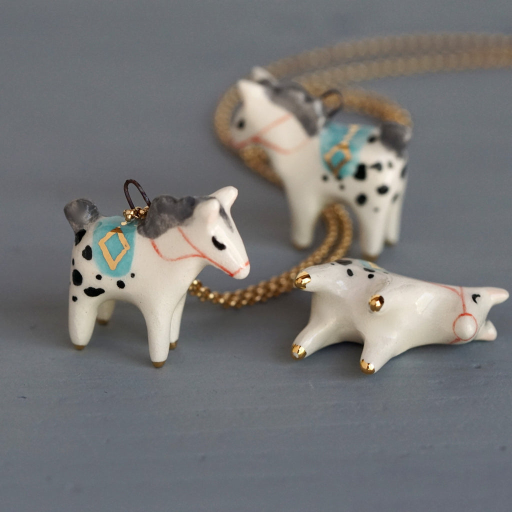 Appaloosa Necklace