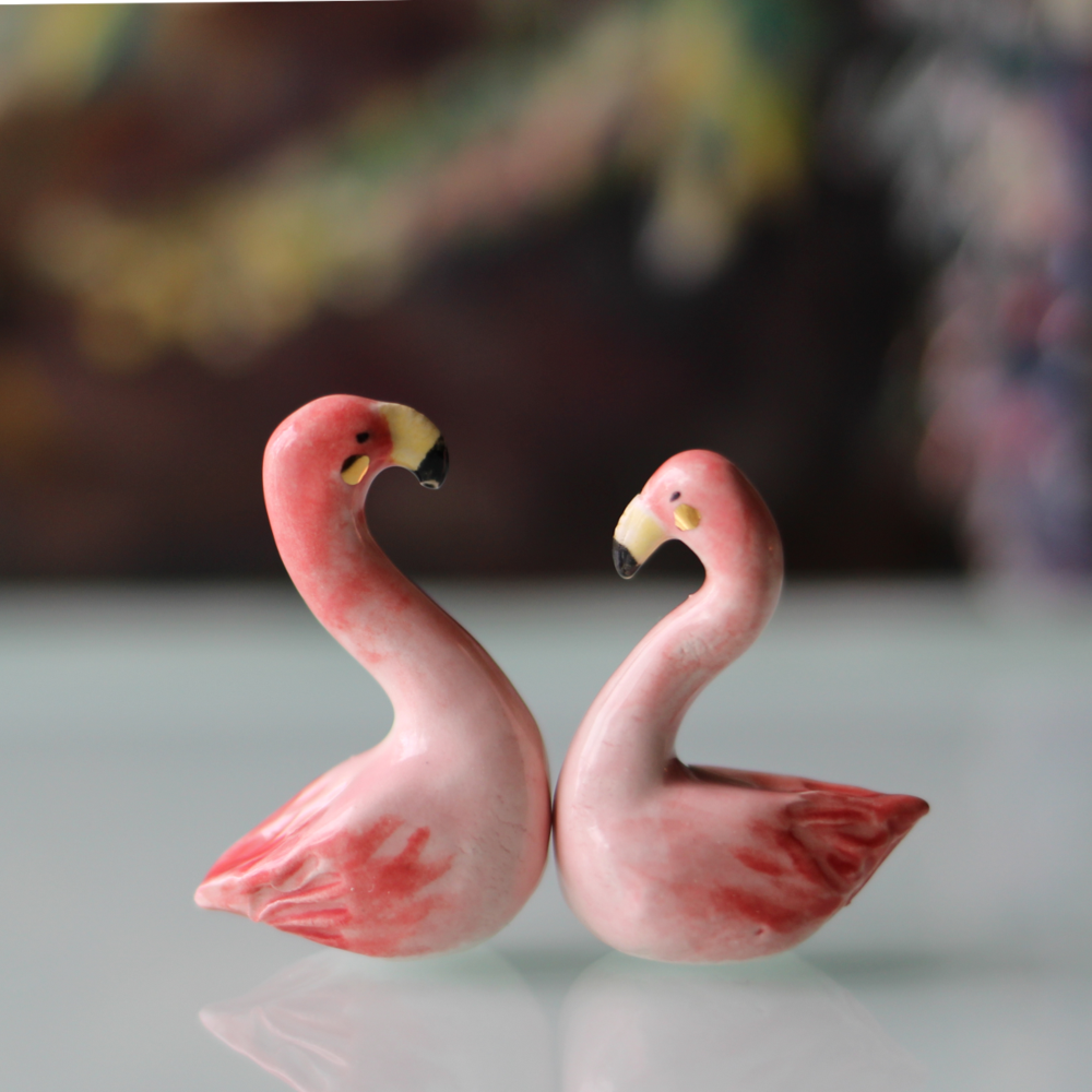Flamingo Figure