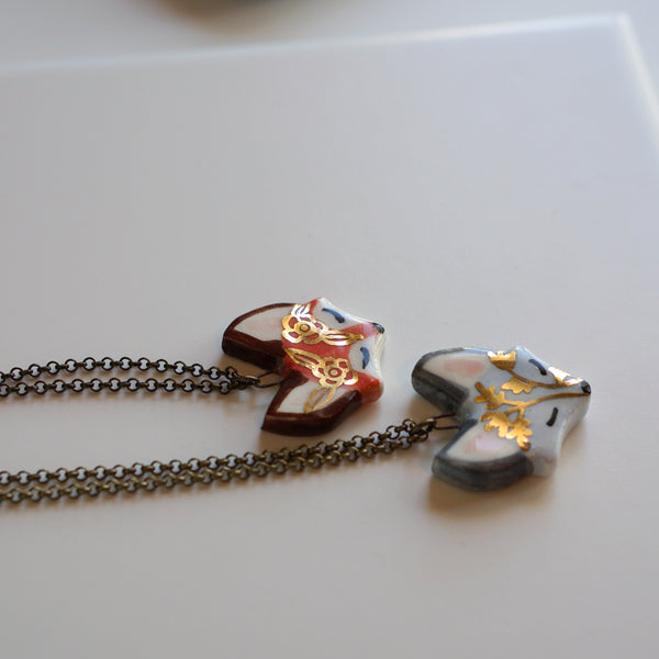 Kitsune Necklace