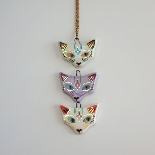 Mystic Cat Necklace