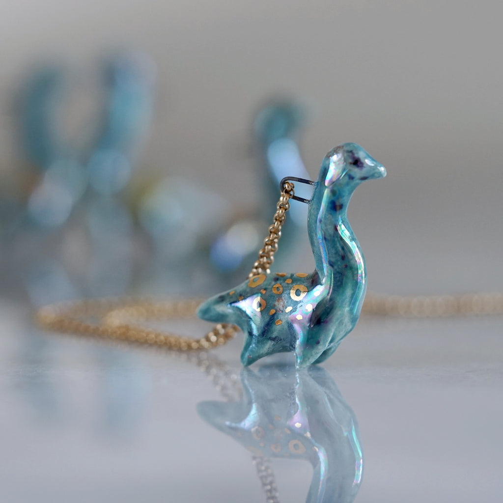 Nessie Necklace