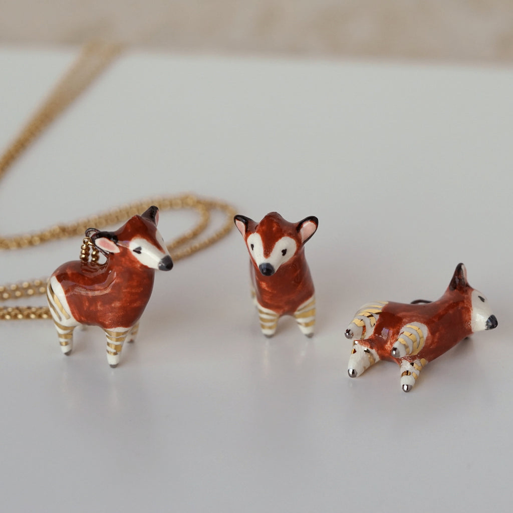 Okapi Necklace