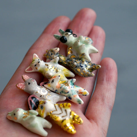 Animal Brooch
