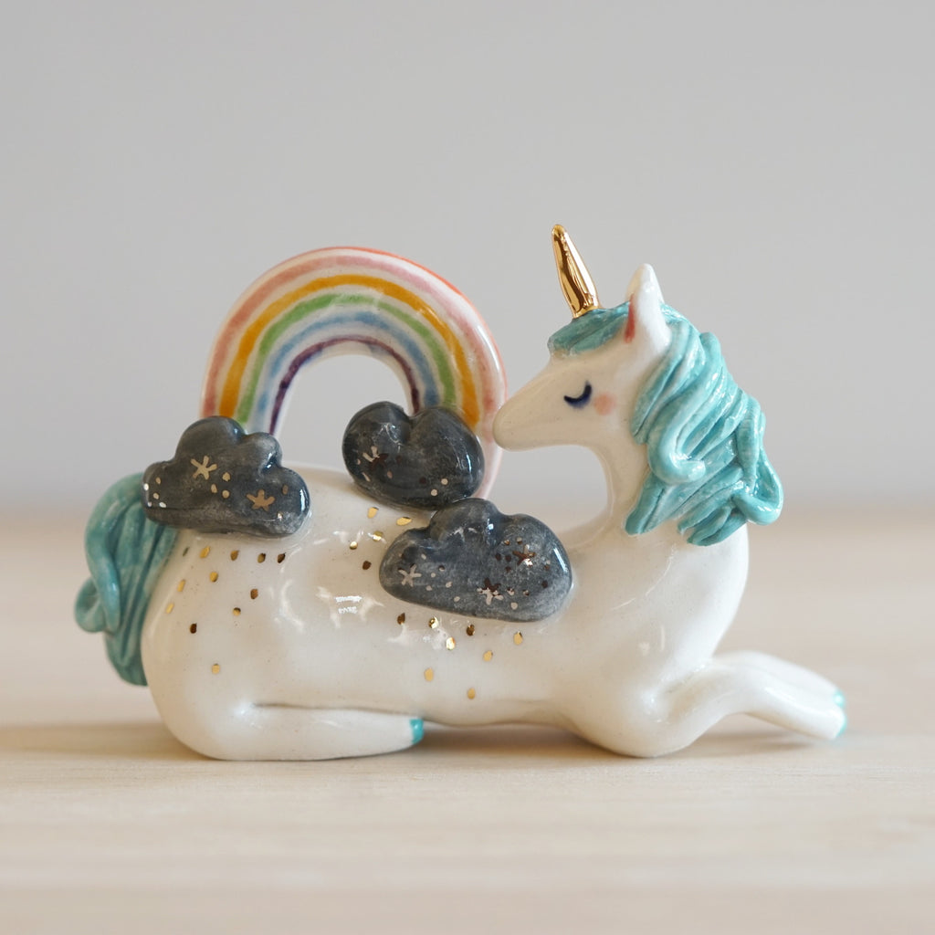 Rainbow Keeper Unicorn